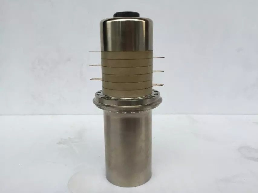 High Frequency Ultrasonic Transducer , 20Khz 2000w Branson Ultrasonic Power Transducer