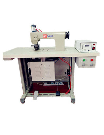 high speed Lace sewing machine Ultrasonic fabric sealing machine 20Khz